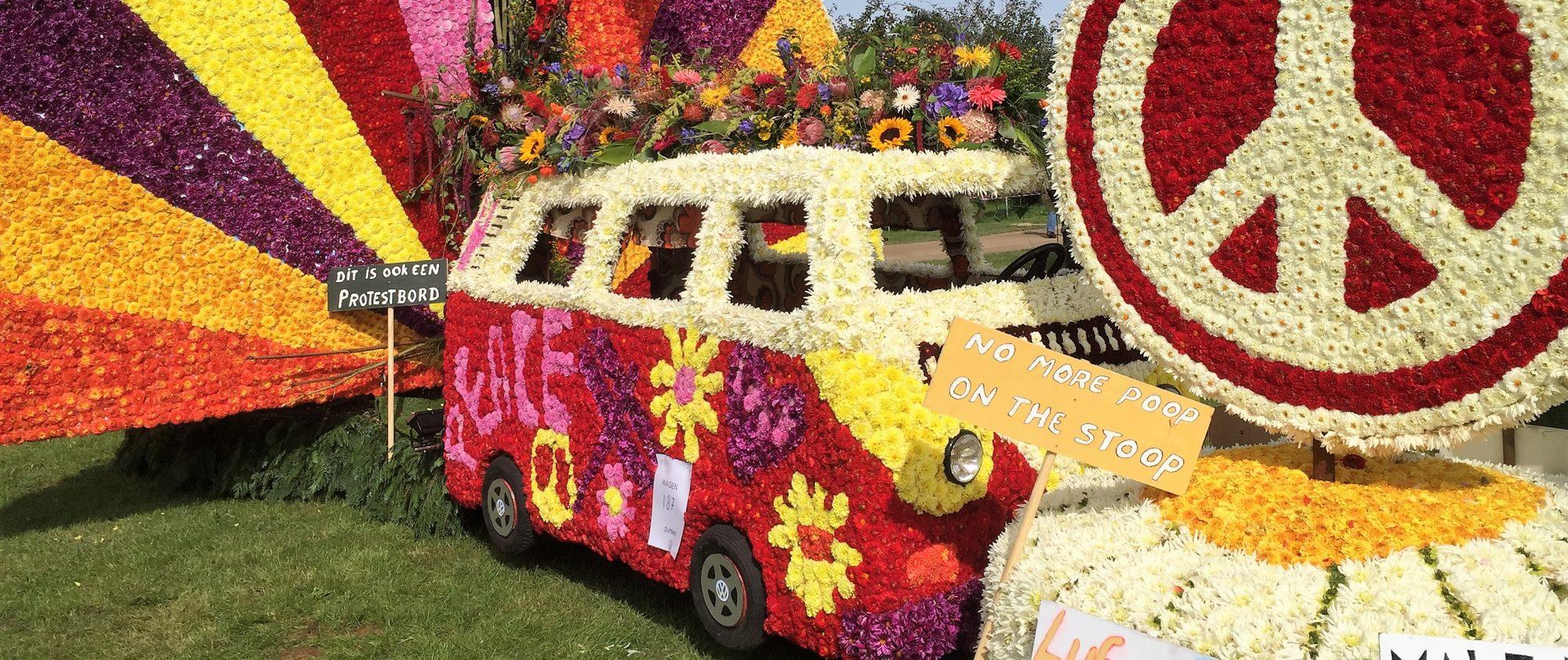 Het Flowerpowerkoor Heerenveen